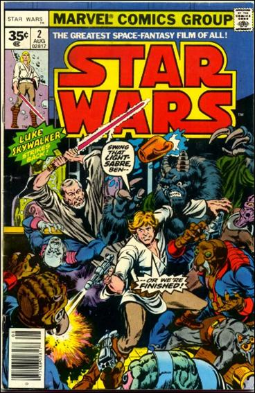 Star Wars (1977) 2-B by Marvel