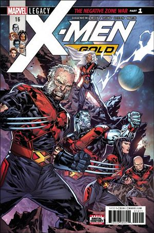 X-Men: Gold 16-A