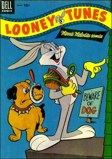 Looney Tunes and Merrie Melodies 161-A by Dell