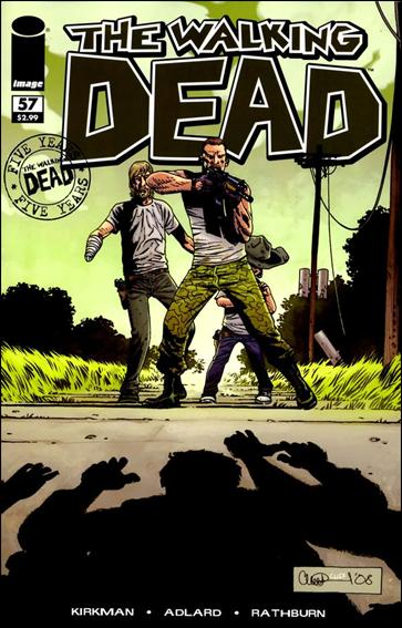 Walking Dead (2003) 57-A by Skybound Entertainment