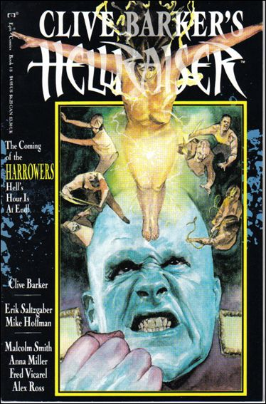 Clive Barker's Hellraiser (1989) 18-A by Epic