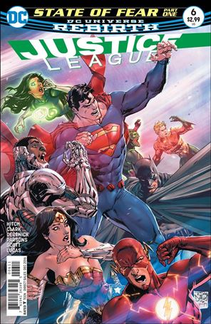 Justice League (2016) 6-A