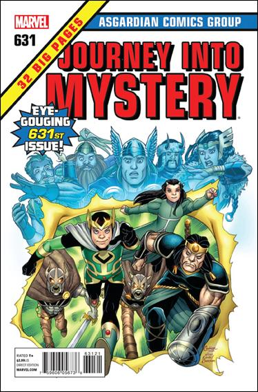 Journey into Mystery (1952) 631-B by Marvel