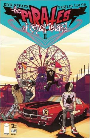 Pirates of Coney Island 2-A by Image