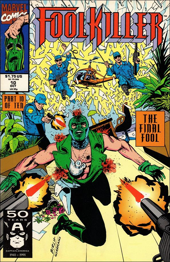FoolKiller (1990) 10-A by Marvel