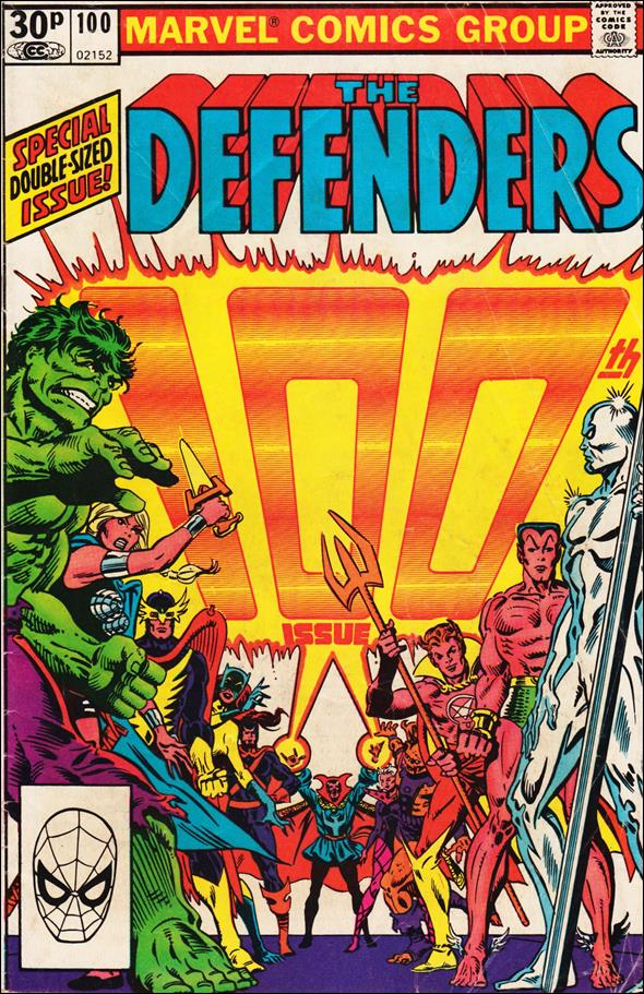 Defenders (1972) 100-B by Marvel