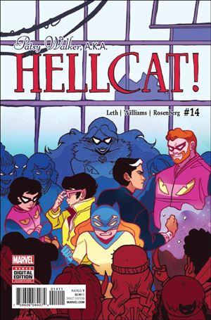 Patsy Walker, A.K.A. Hellcat! 14-A