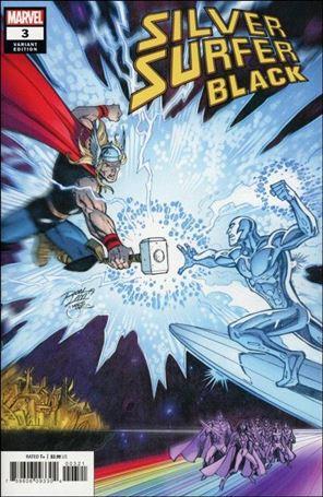 Silver Surfer: Black 3-B