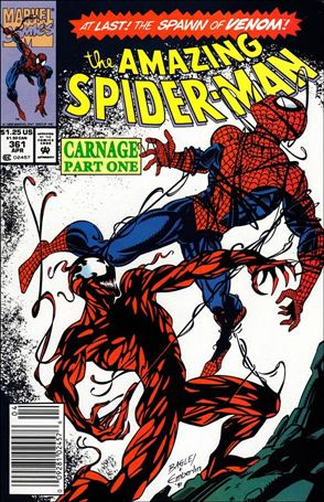 Amazing Spider-Man (1963) 361-A