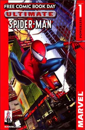 Ultimate Spider-Man (2000) 1-J