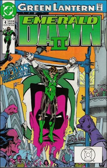 Green Lantern: Emerald Dawn II 4-A by DC