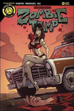 Zombie Tramp 15-D