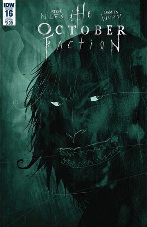 October Faction 16-B