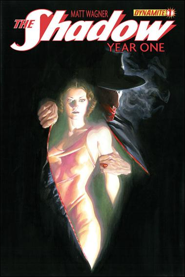 Shadow Year One 1-B by Dynamite Entertainment