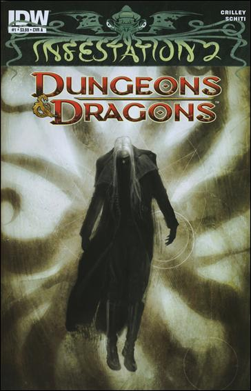 Infestation 2: Dungeons & Dragons 1-A by IDW