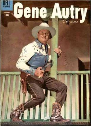 Gene Autry Comics (1946) 95-A