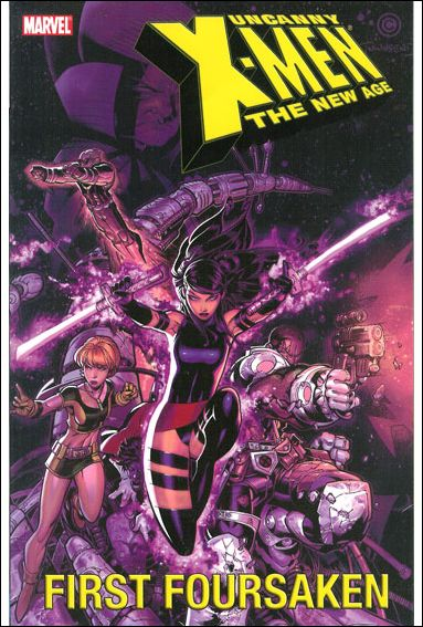 Uncanny X-Men: The New Age 5-A by Marvel