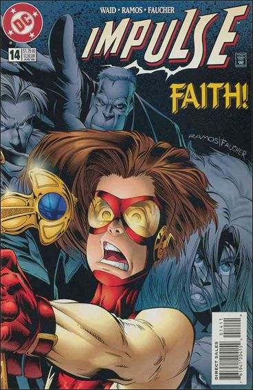 Impulse (1995) 14-A by DC