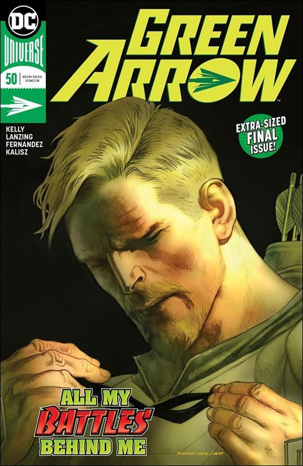 Green Arrow (2016) 50-A by DC
