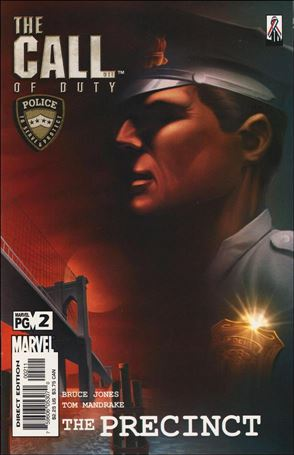 Call of Duty: The Precinct 2-A