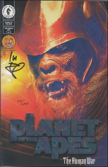 Planet of the Apes (2001/06) 1-C by Dark Horse