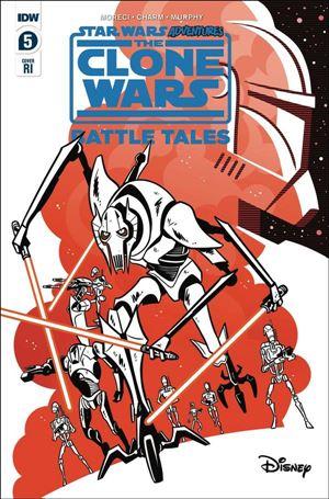 Star Wars Adventures: The Clone Wars - Battle Tales 5-B