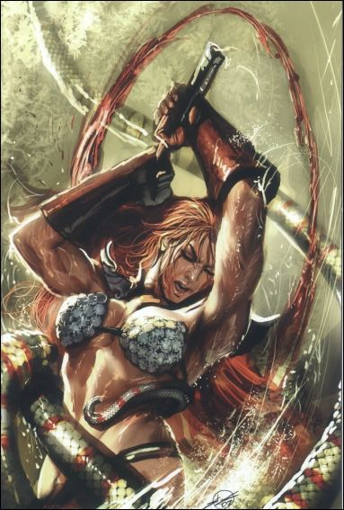 Savage Tales (2007) 3-C by Dynamite Entertainment