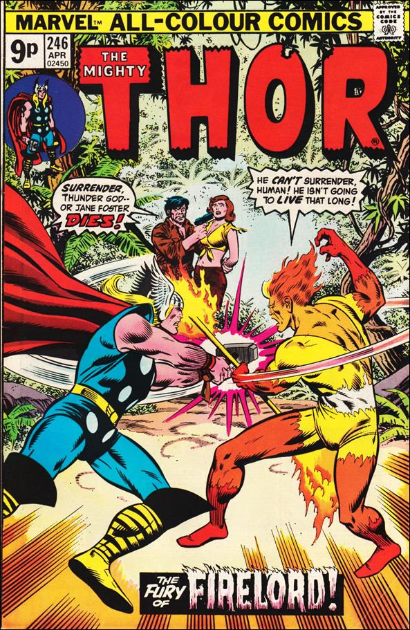 Thor (1966) 246-C by Marvel
