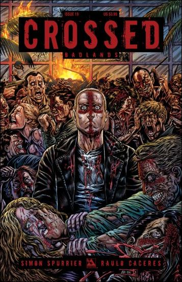 Crossed: Badlands 19-A by Avatar Press