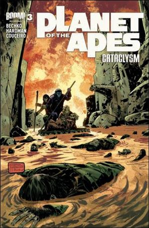 Planet of the Apes: Cataclysm 3-B