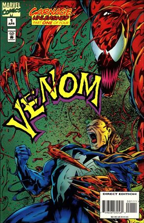 Venom: Carnage Unleashed 1-A