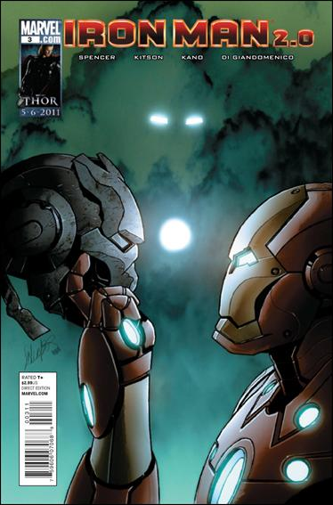 Iron Man 2.0 3-A by Marvel