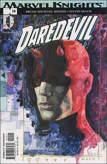 Daredevil (1998) 19-A by Marvel