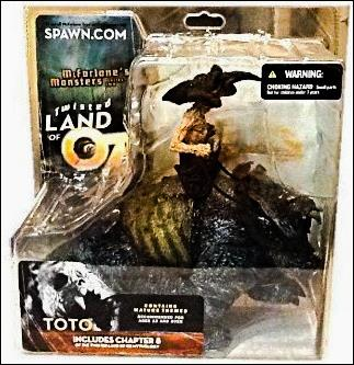 Twisted Land Of Oz Toto by McFarlane Toys