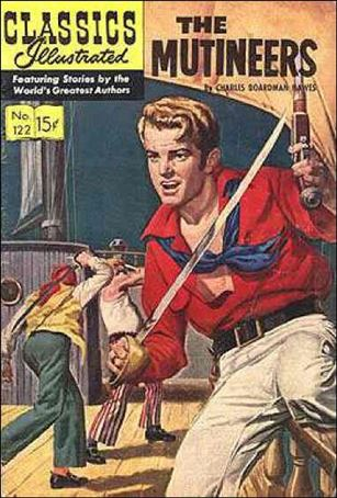 Classic Comics/Classics Illustrated 122-A