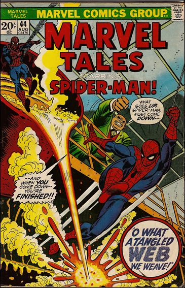 Marvel Tales (1966) 44-A by Marvel