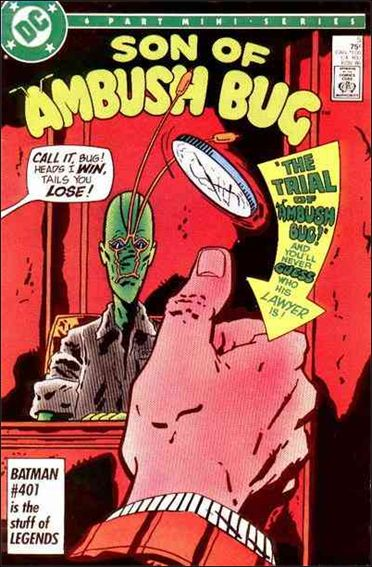 Son of Ambush Bug 5-A by DC