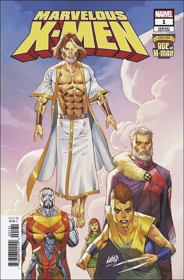 Age of X-Man: Marvelous X-Men 1-F by Marvel