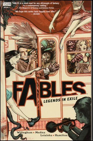 Fables 1-B by Vertigo