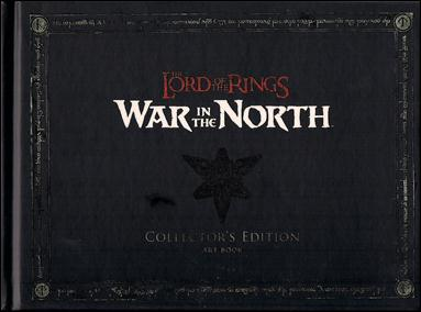 Lord of the Rings: War in the North Collector's Edition Art Book nn-A by Warner Bros.