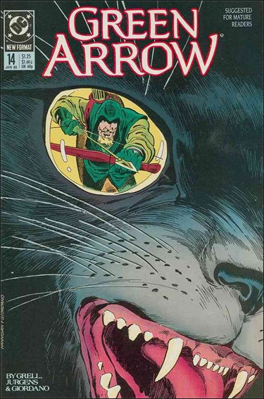Green Arrow (1988) 14-A by DC