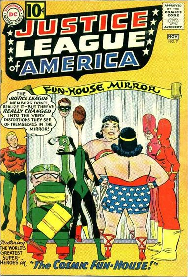 Justice League of America (1960) 7-A by DC