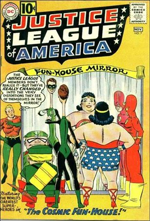 Justice League of America (1960) 7-A