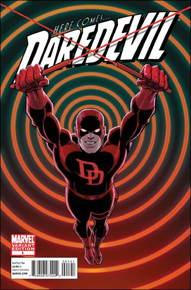 Daredevil (2011) 1-C by Marvel
