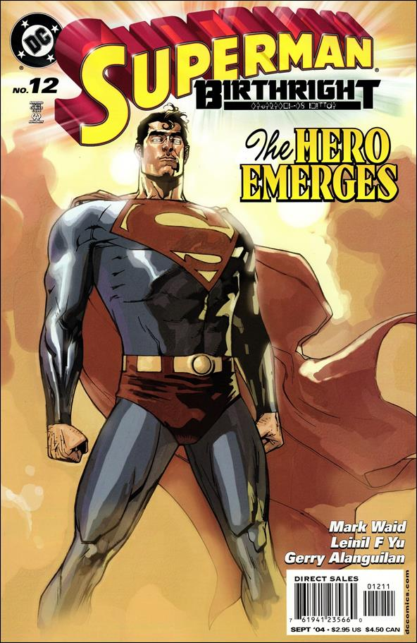 Superman: Birthright 12-A by DC