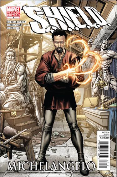 S.H.I.E.L.D. (2011)  1-B by Marvel