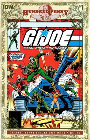 G.I. Joe: A Real American Hero 1-E