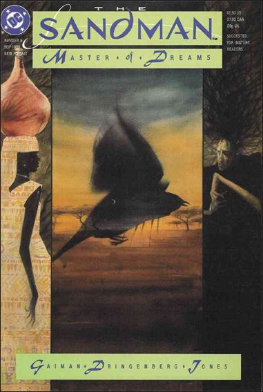 Sandman (1989) 9-A by Vertigo