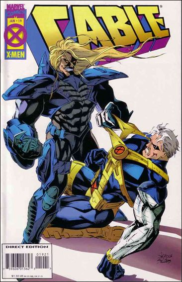 Cable (1993) 19-B by Marvel