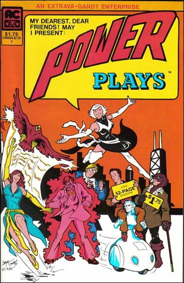 Power Plays 1-A by AC